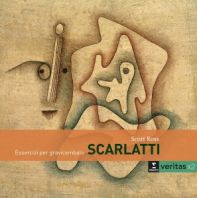 Scott Ross - Scarlatti: Essercizi Per Gravicembalo