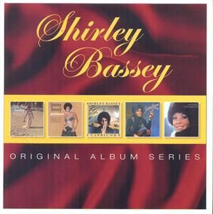 Shirley Bassey - ORIGINAL ALBUM SERIES