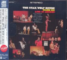 Various Artists - The Stax/Volt Revue Vol 1 (Live In London)