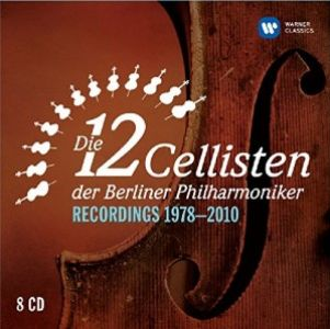 Various Artists - The 12 Cellists of the Berlin Philharmonic Orchestra
