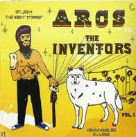 The Arcs - The Arcs Vs. the Inventors Vol. (Black Friday)