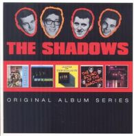 The Shadows - ORIGINAL ALBUM SERIES