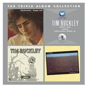 Tim Buckley - Triple Album Collection