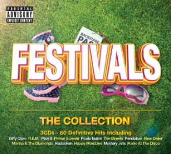 Various Artists - Festivals - The Collection