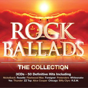 Various Artists - Rock Ballads - The Collection