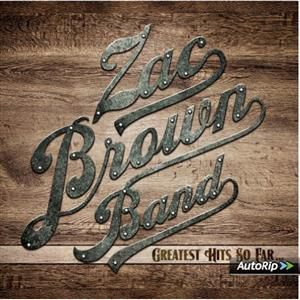 Zac Brown Band - Greatest Hits So Far [VINYL]
