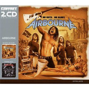 Airbourne - Airbourne-Coffret 2CD