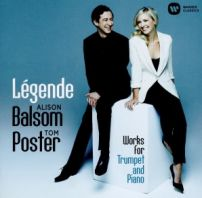 Alison Balsom - Légende - Music for Trumpet and Piano (LIVE)