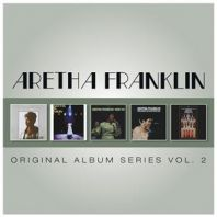 Aretha Franklin - ORIGINAL ALBUM SERIES II