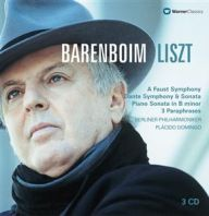Berliner Philharmoniker - Barenboim Plays & Conducts Liszt