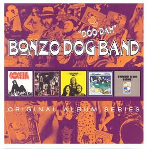 Bonzo Dog Band - Original Album Series