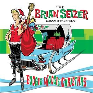 Brian Setzer Orchestra - Boogie Woogie Christmas (Colored Vinyl)