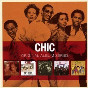 Chic - ORIGINAL ALBUM SERIES