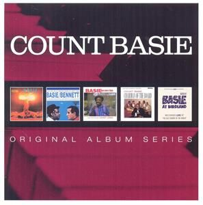 Count Basie - ORIGINAL ALBUM SERIES