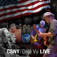CROSBY STILLS NASH & YOUNG - Deja Vu Live