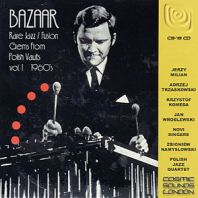 V.A. - Rare Jazz/Fusion Gems From Polish Vaults vol. 1 - BAZAAR