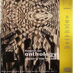 Various Artists - Anthology / Hungarian Jazz vol.1 (Vinyl)