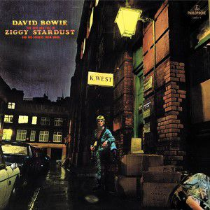 David Bowie - The Rise and Fall Of Ziggy Stardust ...