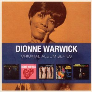 Dionne Warwick - ORIGINAL ALBUM SERIES