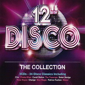 "Various Artists - 12"" Disco - The Collection"