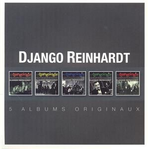 Django Reinhardt - ORIGINAL ALBUM SERIES