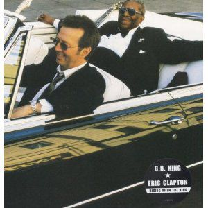 Eric Clapton with B.B.King - RIDING WITH THE KING (Vinyl)
