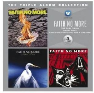 Faith no more - Triple Album Collection
