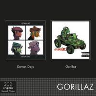 Gorillaz - 2013 DEMON DAYS + GORILLAZ