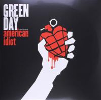 Green day - AMERICAN IDIOT (Vinyl)