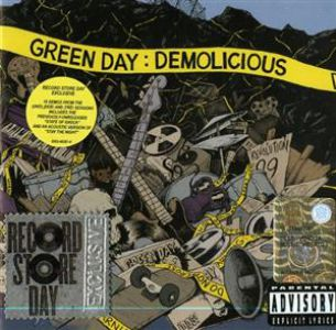 Green day - Demolicious (Record Store Day)