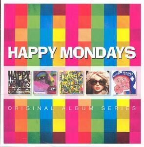 Happy mondays - ORIGINAL ALBUM SERIES