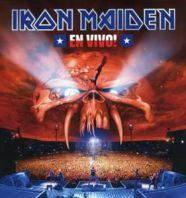 Iron Maiden - EN VIVO ! (Picture Vinyl)