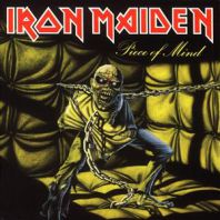 Iron Maiden - Piece Of Mind [Vinyl LP]