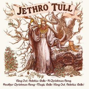 Jethro Tull - Ring Out, Solstice Bells [Single VINYL]