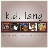 K.D. Lang - ORIGINAL ALBUM SERIES