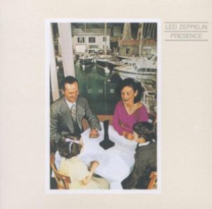 Led Zeppelin - Presence [Deluxe Edition Remastered Vinyl]