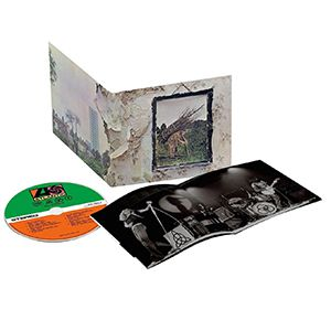 Led Zeppelin - IV [Remastered Original CD]