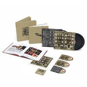 Led Zeppelin - Physical Graffiti-Collector's Edition box