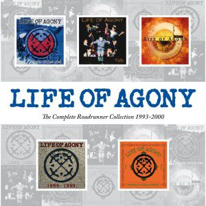 Life Of Agony - The Complete Collection '93-'00