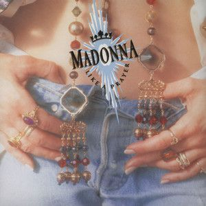 Madonna - LIKE A PRAYER ( Vinyl )