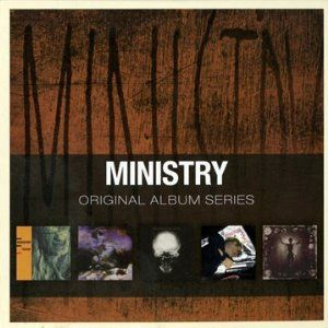 Ministry - ORIGINAL ALBUM SERIES