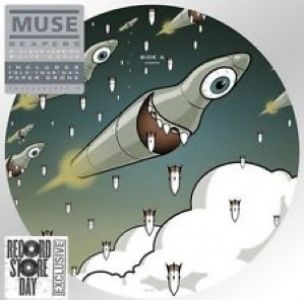 Muse - Reapers (Rsd 2016) [VINYL]