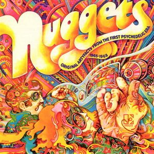 Various Artists - NUGGETS : ORIGINAL ARTYFACTS (Vinyl)
