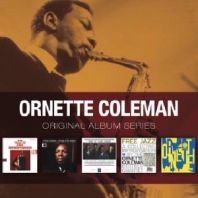 Ornette Coleman - ORIGINAL ALBUM SERIES