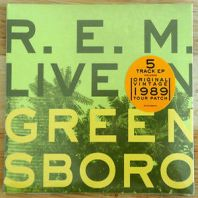 R.E.M. - LIVE IN GREENSBORO