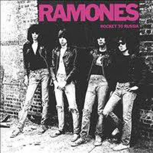 The Ramones - ROCKET TO RUSSIA (Vinyl)
