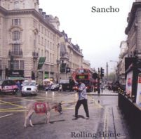 Sancho - Rolling home