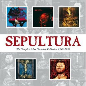 Sepultura - The Complete Collection '87-'96
