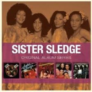 Sister Sledge - ORIGINAL ALBUM SERIES