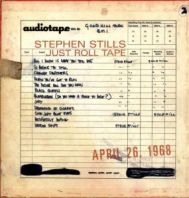 Stephen Stills - Just Roll Tape - April 26Th 1968 [VINYL]